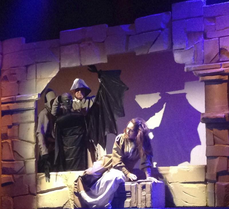В Саратове проходят гастроли Рязанского театра кукол