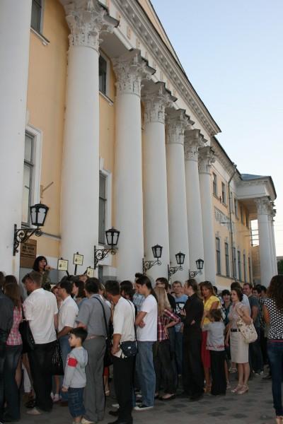 Ночь музеев-2012 в Саратове