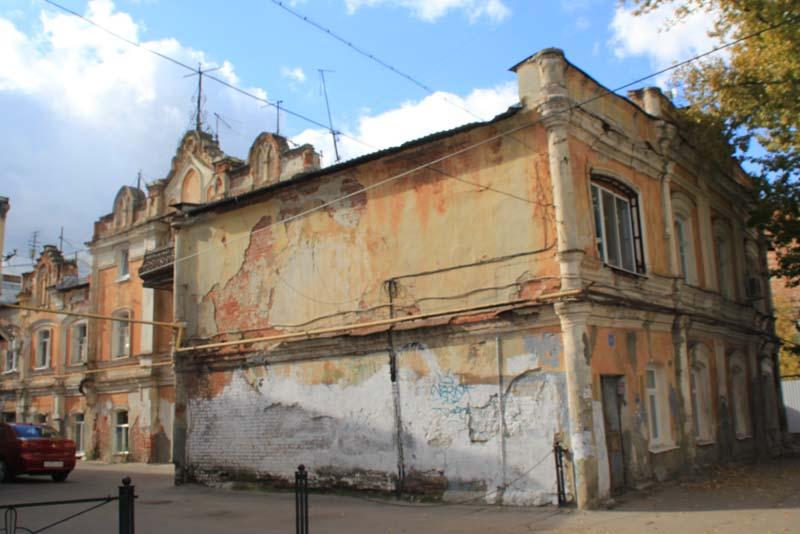 Доходный дом конца XIX века