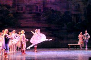 Звезды мирового балета в Саратове. Спящая красавица. Марта Петкова