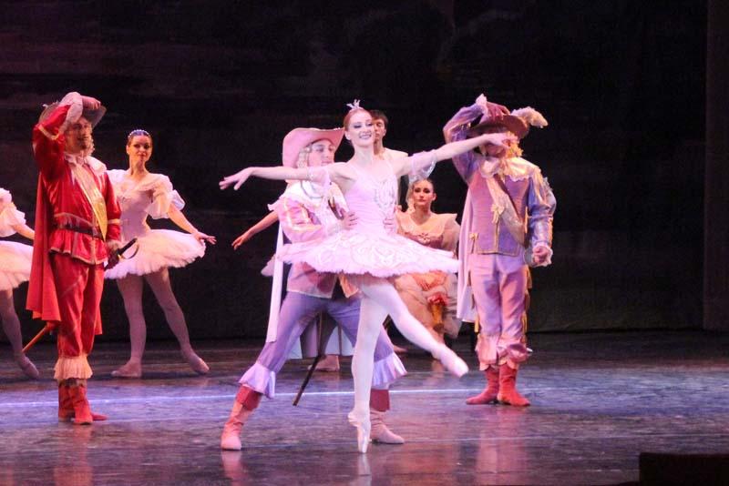 Звезды мирового балета в Саратове. Спящая красавица