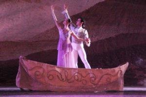 Звезды мирового балета в Саратове. Спящая красавица. Вера Шарипова и Марта Петкова и Никола Хаджитанев