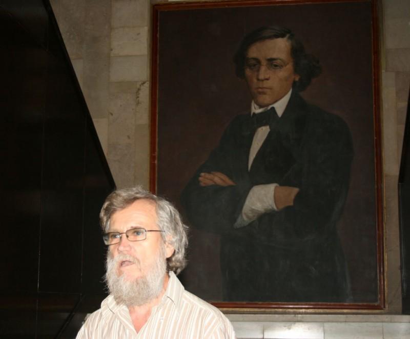 Портрет Чернышевского переехал в музей