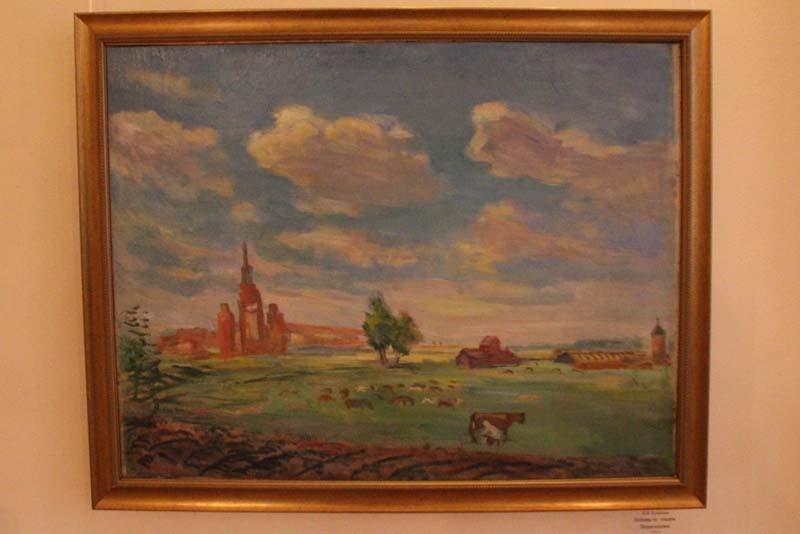 Радищевский музей готовит выставку «Великолепный Павел» к юбилею Павла Кузнецова