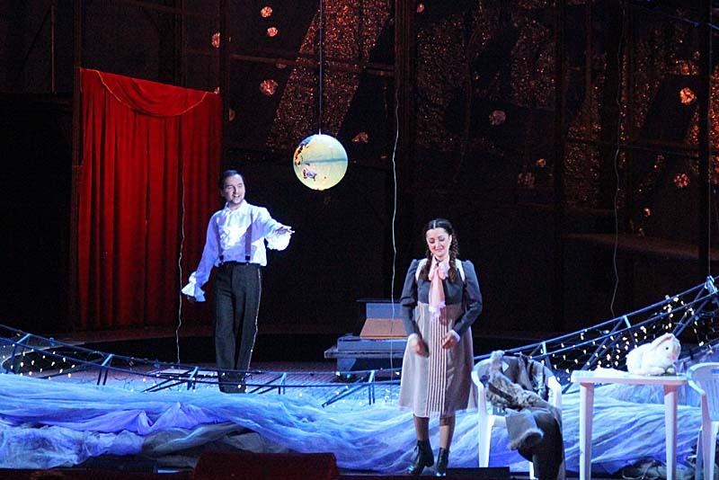 Опера «Риголетто» открыла первый фестиваль «Звезды российской оперы на Саратовской сцене»