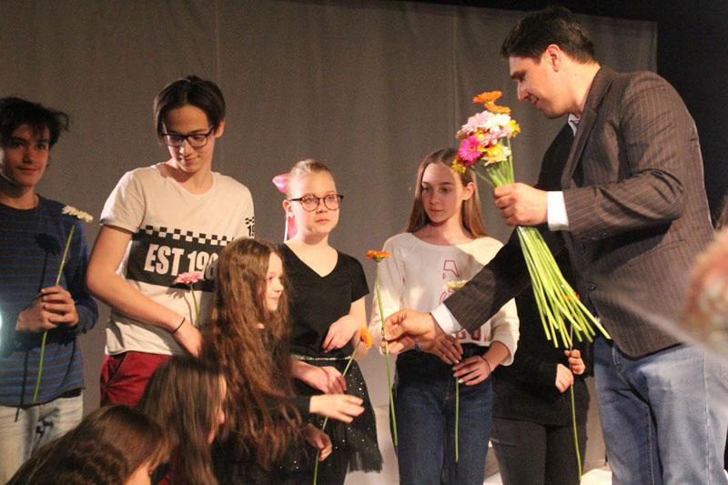 В Саратове прошли показы пьес, написанных подростками
