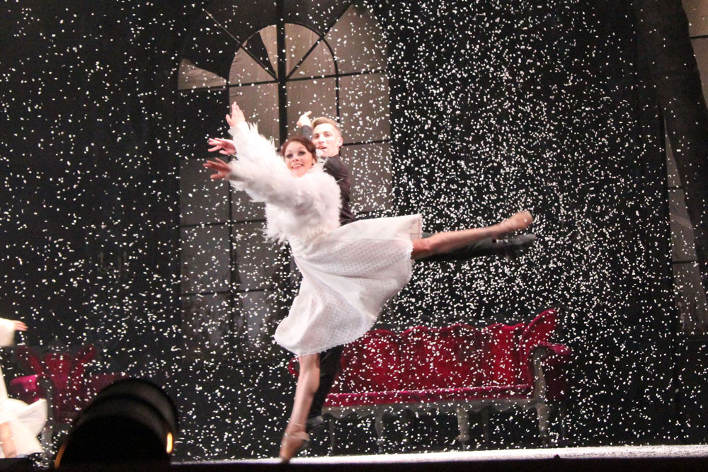 Театр оперы и балета стал номинантом премии «Даты» за постановку «Вешних вод»