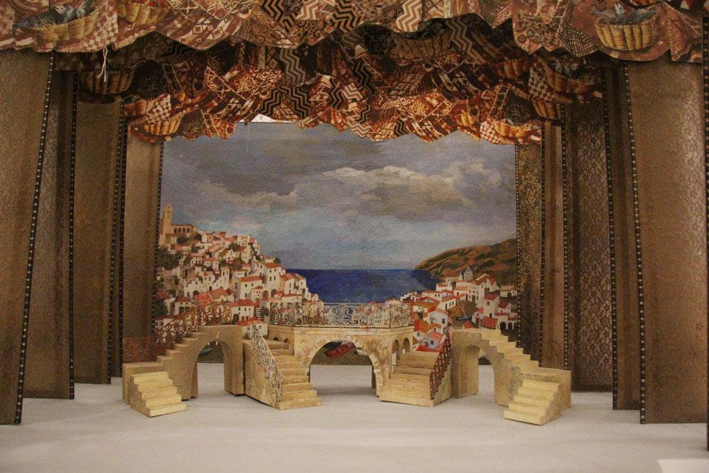 В Радищевском музее открылась выставка из собрания Большого театра