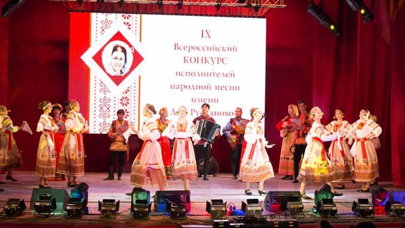 Конкурс Руслановой