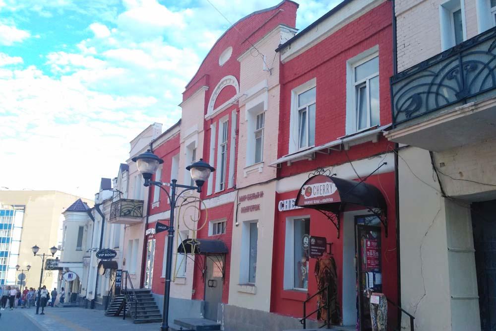 Доходный дом Юренковой