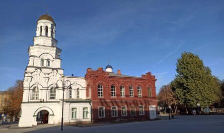 Митрофаниевская церковь. Саратов