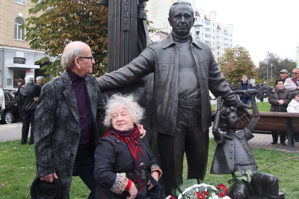 Юрий Ошеров и Светлана Лаврентьева