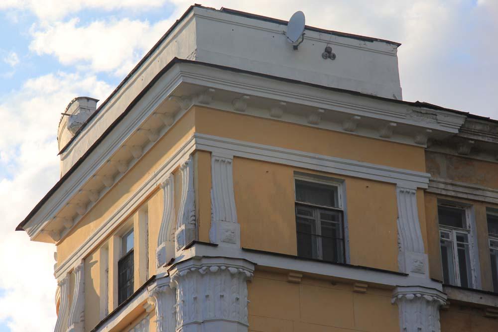Дом жилой Жилкоопсоюза