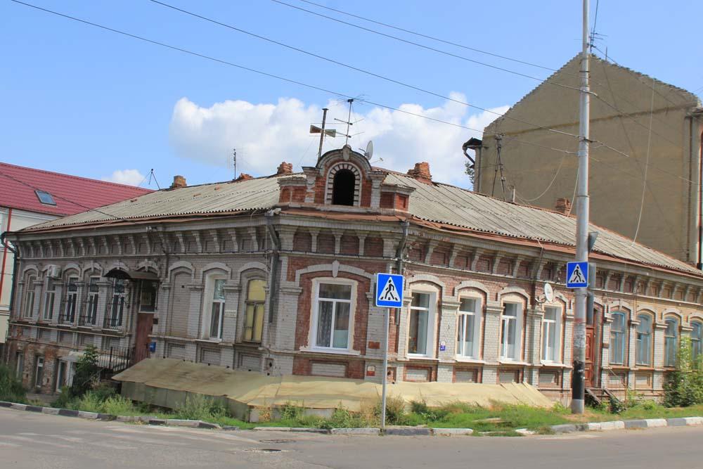 Дом жилой, 1890-е гг.