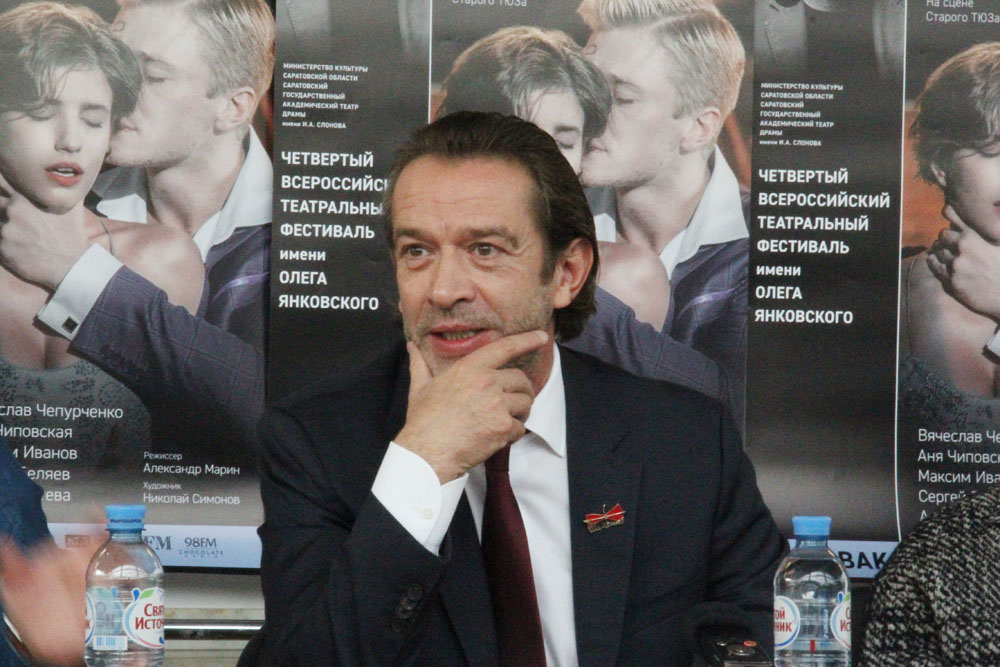 Владимир Машков: Мы отражение нашего учителя
