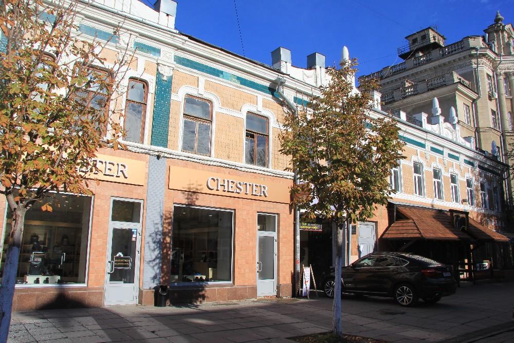 Дом Красовского