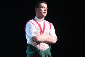 Евгений Шикин