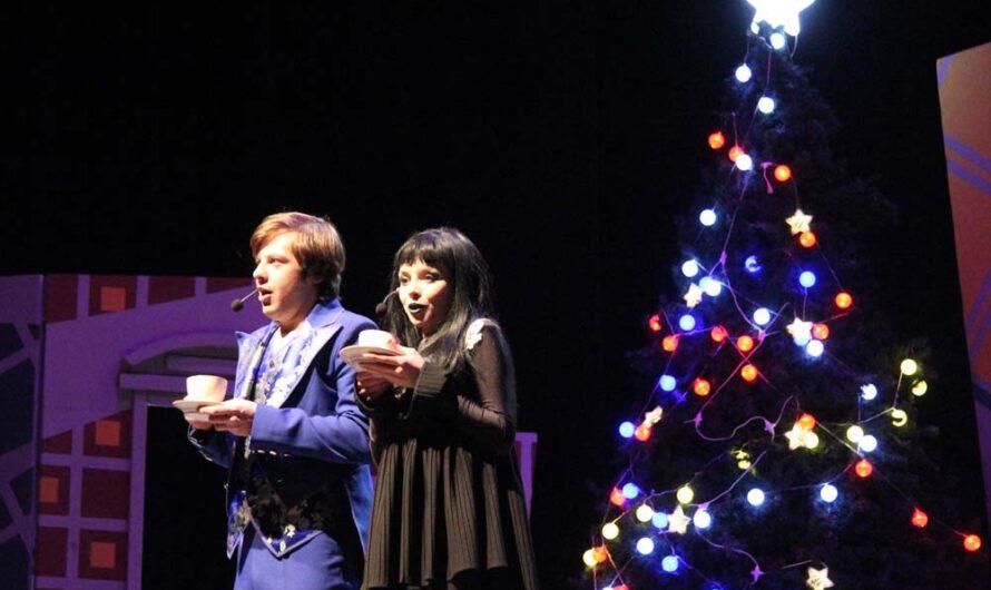 «Рождественский фантом» приглашает в театр драмы