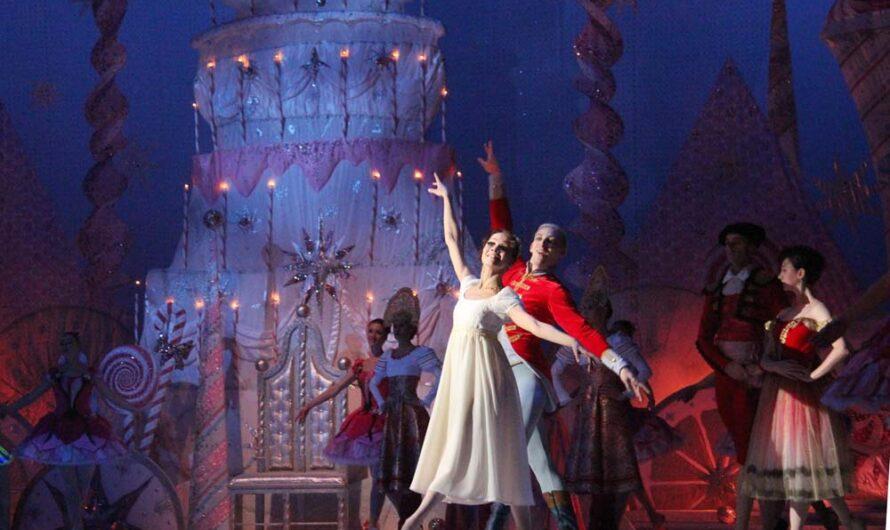 «Щелкунчик» в розовом цвете: премьера новой редакции классического балета