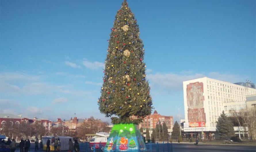 Всероссийский Дед Мороз — в Саратове