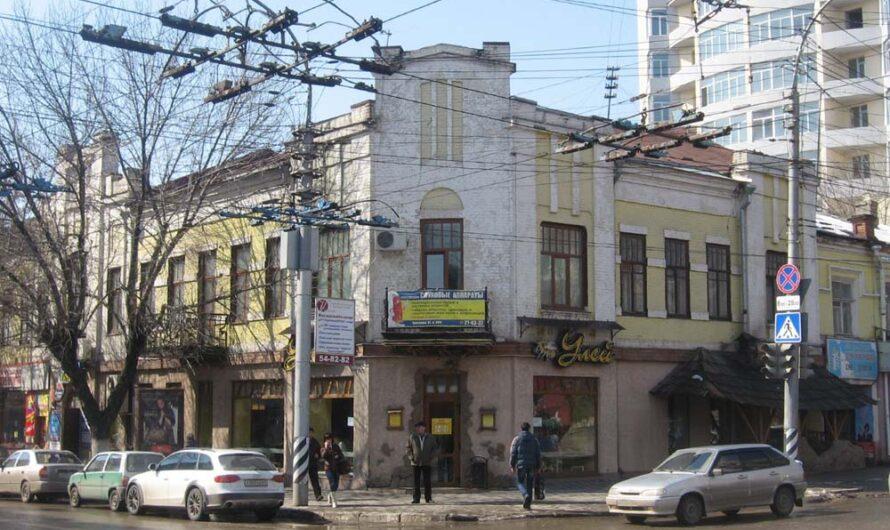 Советская, 49. Дом жилой