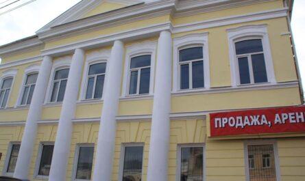 дом Парусинова на Московской