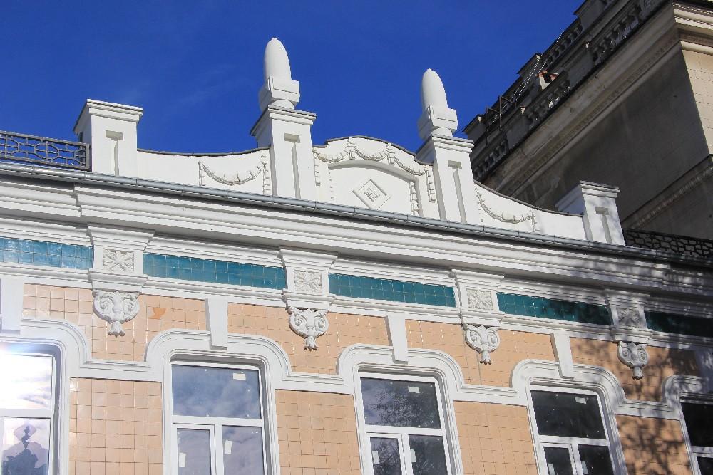 Дом Красовского, Кирова, 10