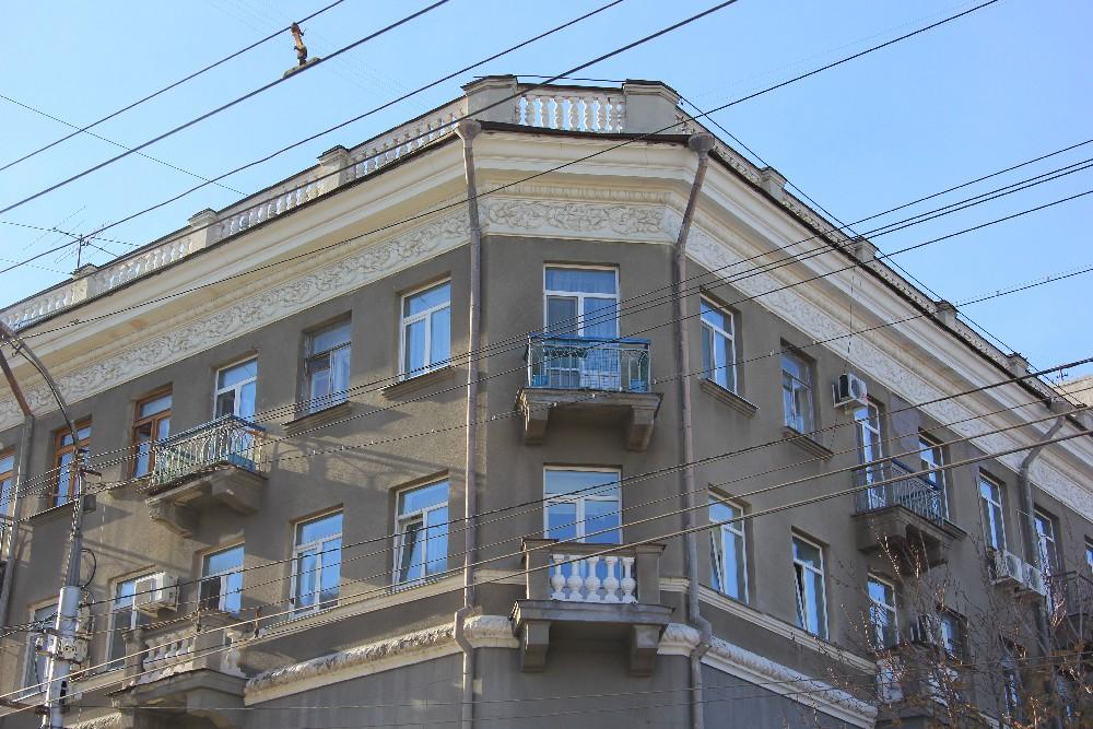 Дом Мещерякова, Кирова, 19