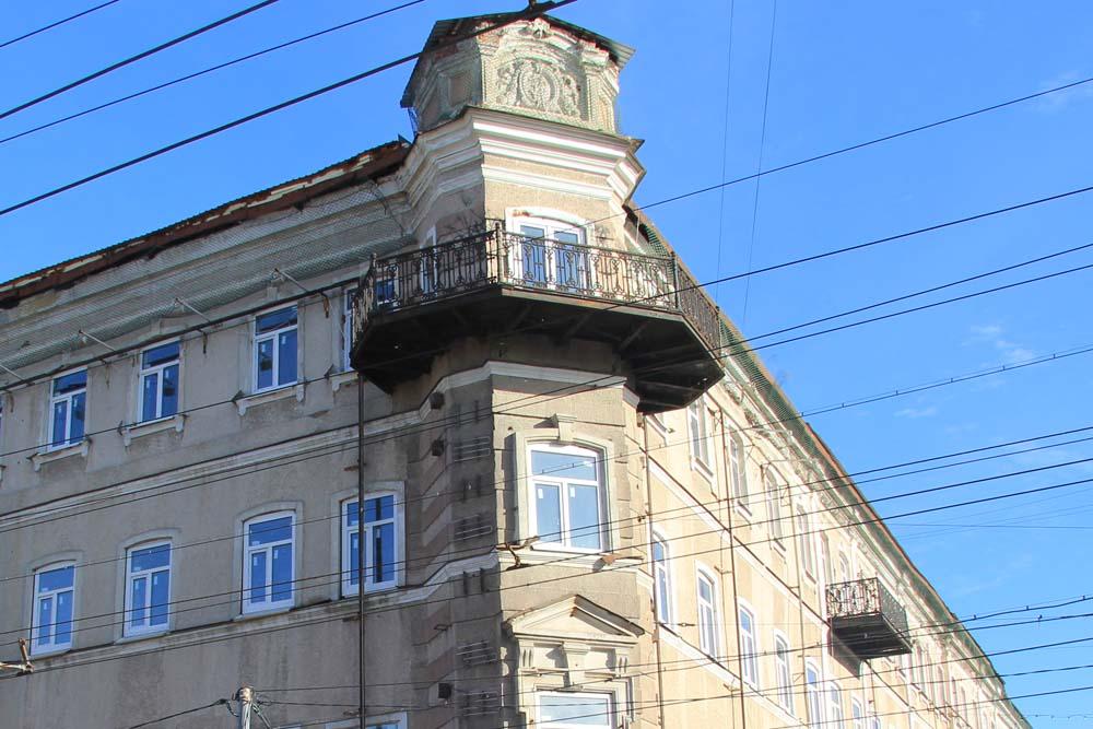 Дом Зейферт. Кирова, 18
