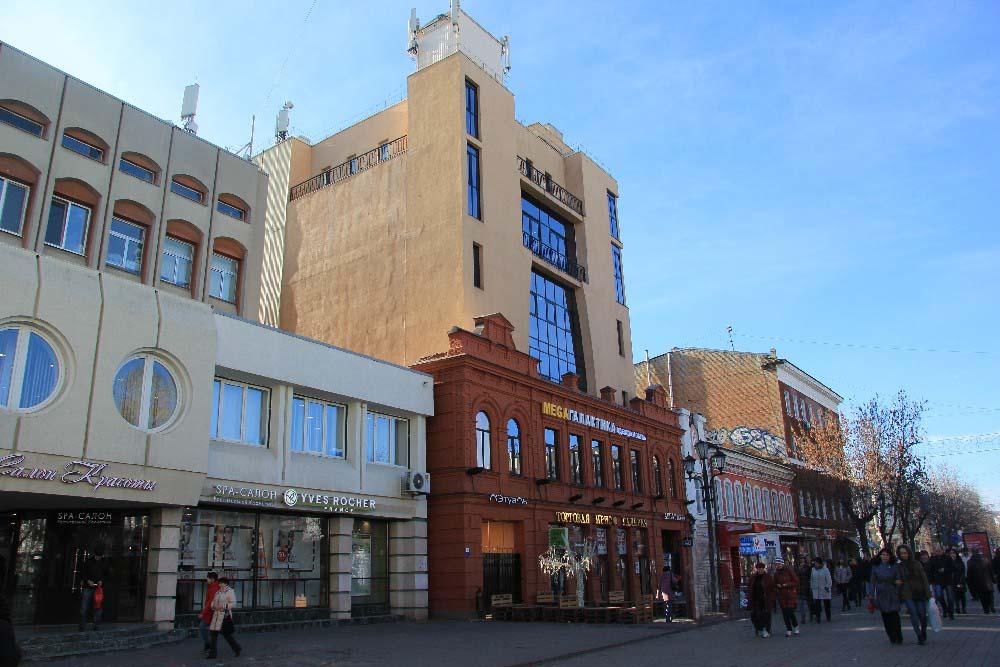 Торговый центр Ирис