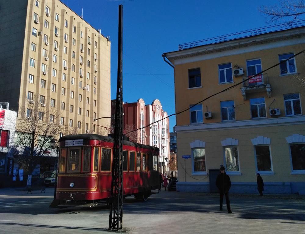 У трамвая «Семен» появился сосед