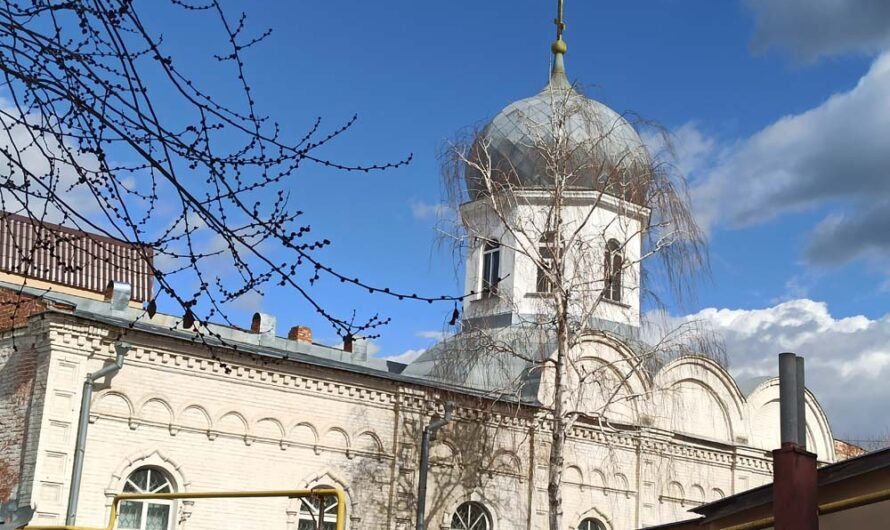 Старообрядческая церковь во имя Косьмы и Дамиана