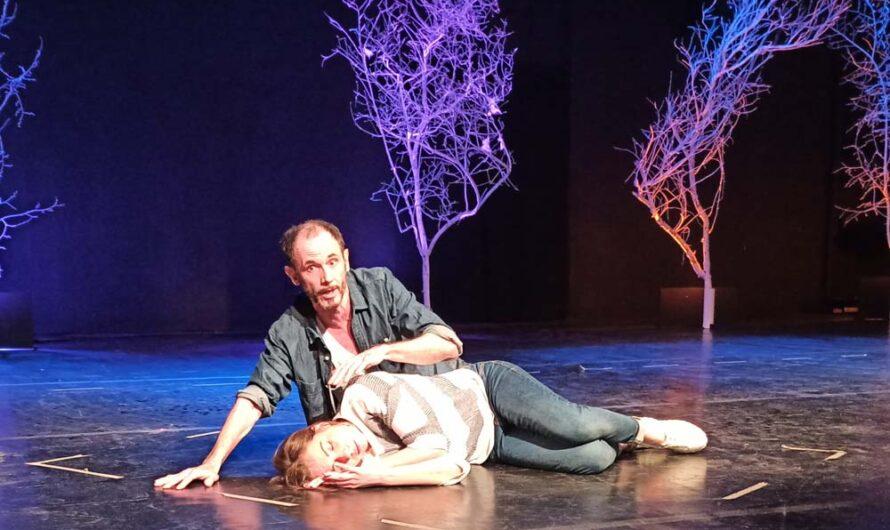 Паранормальная любовь и обыкновенное одиночество: «Мы живем в чудесное время, Оля!»в театре драмы