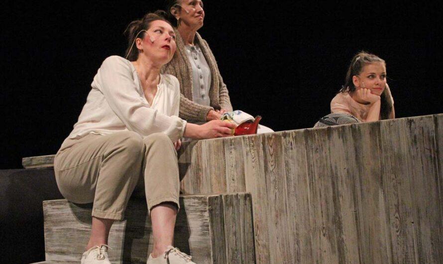 «Две матери, две дочери»: герои Слаповского выясняют отношения в театре драмы