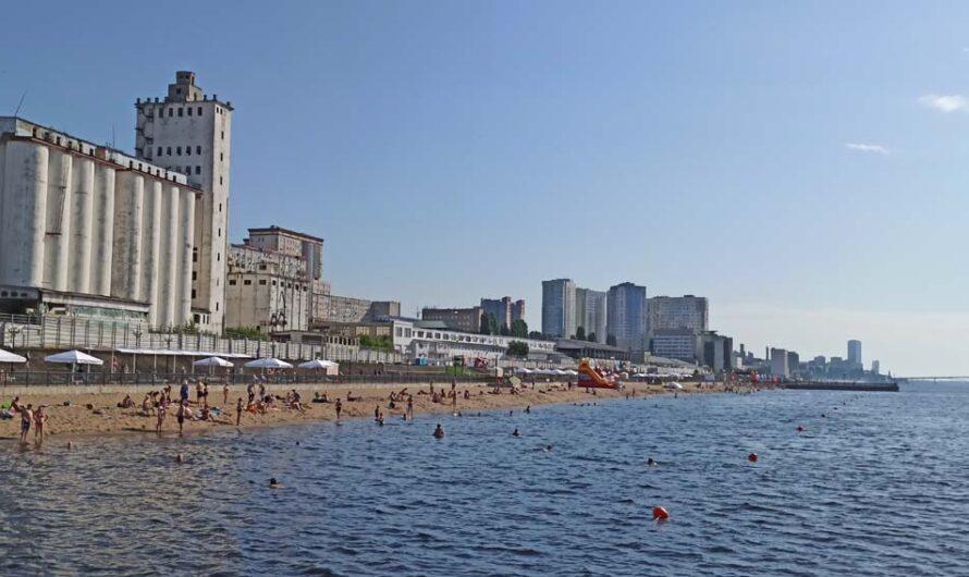Новый пляж: как добраться, часы работы. И все пляжи Саратова