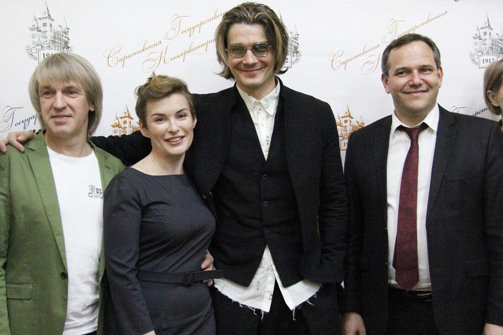 Владимир Смирнов, Анна Вартаньян, Максим Матвеев, Александр Занорин