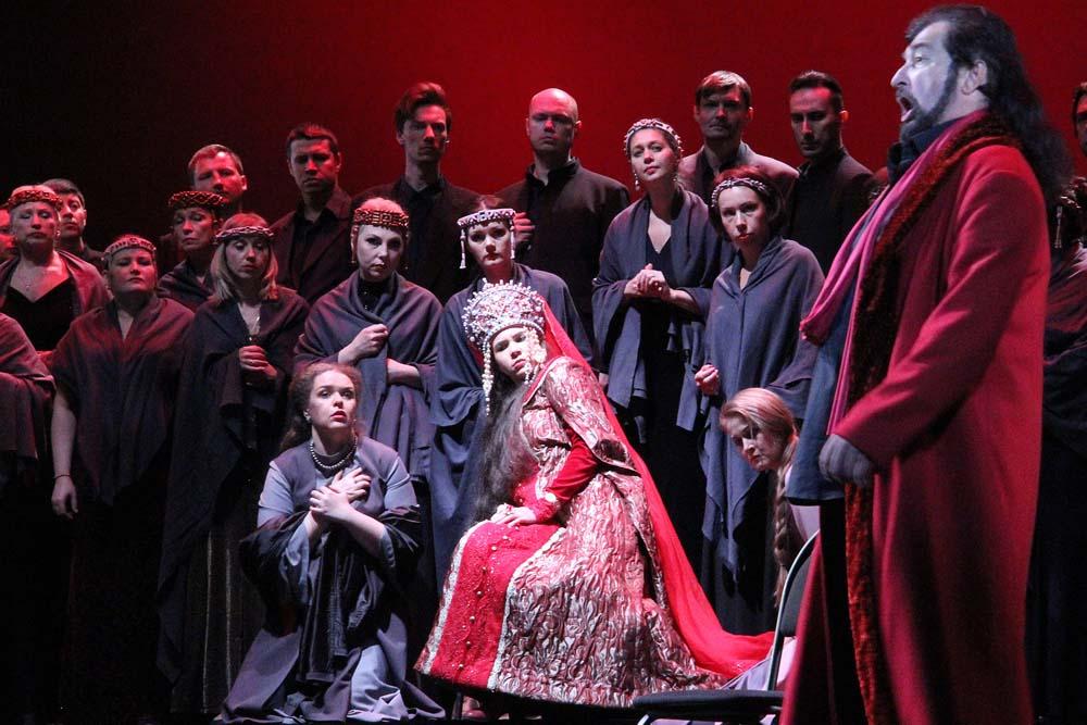 «Царская невеста» на Собиновском